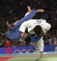 Kosei Inoue - finale alle Olimpiadi di Sidney 2004